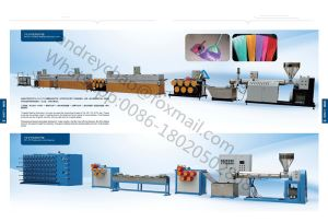 High Speed ABS PLA PP PE PA PET Plastic Yarn Threads Monofilament Wire Drawing Extruder Machine Line